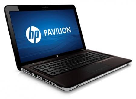 Апгрейд ноутбука HP Pavilion dv6