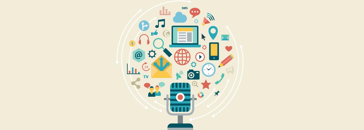 Ведение цифровых коммуникаций