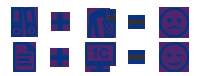 1C и ЭДО: Настройки сервера