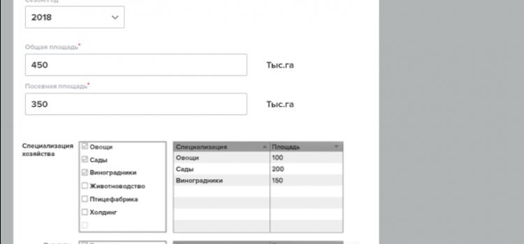 CRM на Bitrix24 (блок сбора данных)