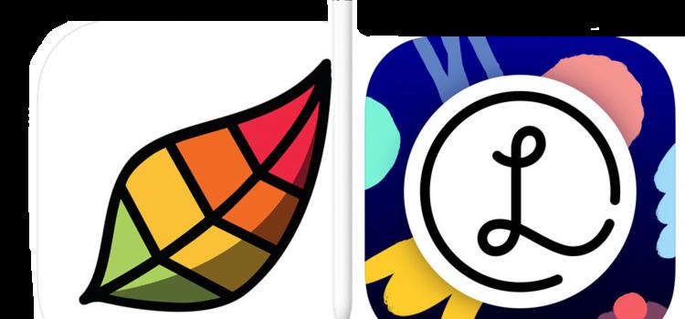 Лучшие приложения для iPad Pro: Раскраски