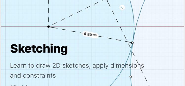 3D моделирование на iPAD